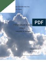 Efectul poluarii aerului