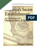 L'Elite segreta degli USA Introduzione all'ordine del teschio e delle ossa