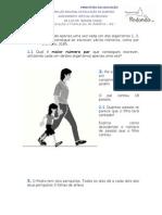 Exercícios com números