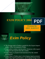 46308973-Exim-Policy-2004-2009-Ppt (1)