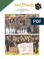 Paw Prints District 128 Spring 2011