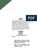 OYA Original