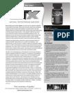 2TX Product Data Sheet