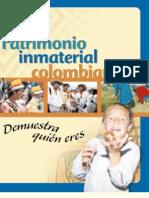 Cartilla Patrimonio In Material Colombiano