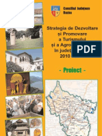 Strategie turism 2010