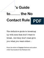 the-no-contact-rule
