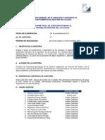 Informe Final Septima Auditoria Interna