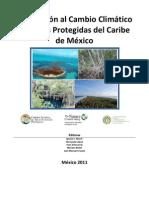 Adaptación al Cambio Climático en Áreas Protegidas del Caribe de México