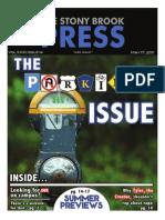 The Stony Brook Press - Volume 32, Issue 14