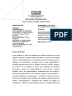 Relatorio Pibicjr Rodrigo Vf