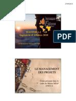 Le Management Des Projets2