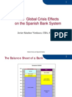 Spanish Banking System and Crisis No Logos