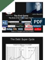 John Mauldin_End Game