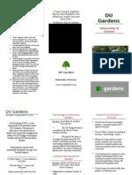DU Gardens Brochure