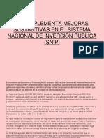 Fundamentos Para La ion y Evaluacion de Proyectos de Inversion Publica