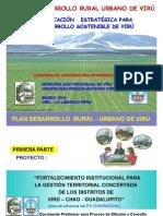 EXPO 1°Parte+ Plan Acondicionamiento Territorial de Virú + DIAGNOSTICO