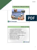 1 - Introduccion Al Manejo de Relaves