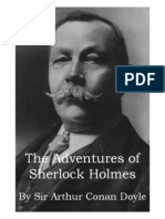 The Adventures of Sherlock Holmes by Sir Arthur Conan Doyle