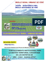 EXPO 2°Parte + Plan de Acondicionamiento Territorial de Virú + PROPUESTAS
