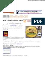 Tutorial FileZilla