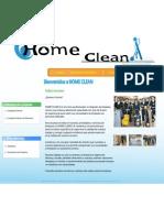 Home Clean - Home