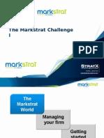 The Markstrat Challenge I_pr