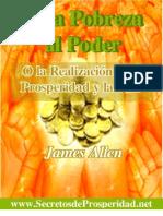 De La Pobreza Al Poder James Allen
