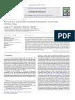 Assessment of Coastal Zone Sustainable Development