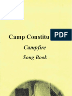 Camp Constitution Song Book