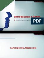 Capa fisica del modelo OSI
