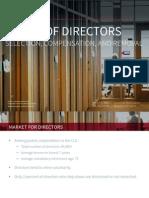 04. Board of Directors