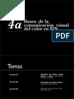 Base de La Comunicacion Visual Del Color en B-n
