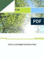 Pendekatan total quality management (TQM) lain