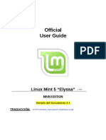 Manual Linux Mint Espanol