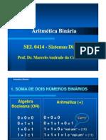 Aula 5 - Aritmetica Binaria