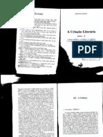 Criação literária prosa II