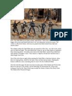 Painting Dark Eldar Infantry