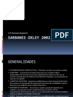SARBANES OXLEY 2002