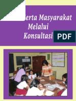 Peran Serta Masyarakat Melalui Konsultasi