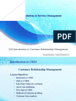 L04 Introduction to CRM