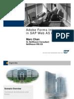 Adobe Forms Integration