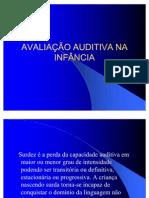 03. Avaliação Auditiva na Infância01.04