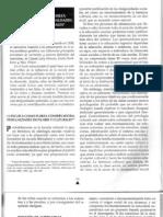 La Escuela Como Fuerza Conservadora Pierre Bordieu