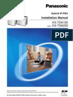 TDA v3 Installation Manual