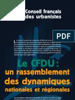 CFDU Plaquette