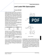 Opto coupler Application Note