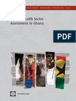 Private Health Sector Assessment in Ghana