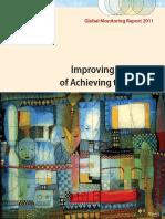 Global Monitoring Report 2011