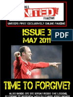 Man Chester United Online Magazine Issue 3