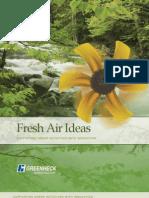 767 Green Brochure